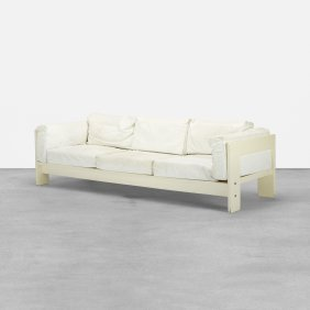 Afra And Tobia Scarpa Bastiano Sofa
