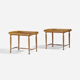 Josef Frank, Occasional Tables Model 974, Pair