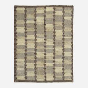 Berit Koenig, Flatweave Carpet