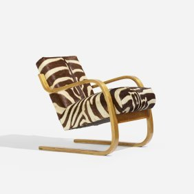 Alvar Aalto, Cantilever Chair, Model 34/402