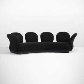 Pierre Paulin, Rare Multimo Sofa, Model 282