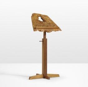 George Nakashima, Rare Music Stand