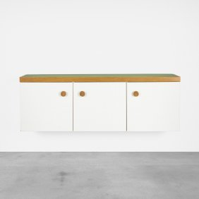 Charlotte Perriand, Wall-mounted Cabinet From Les Arcs