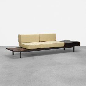 Charlotte Perriand, Bench From Cite Cansado, Mauritania