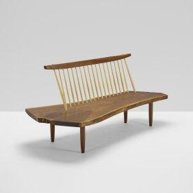 Mira Nakashima, Conoid Bench