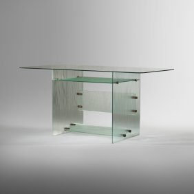 Gio Ponti, Attribution, Desk