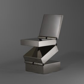 Ron Arad, Box In Four Movements Chair
