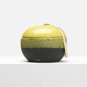 Ettore Sottsass, Lidded Vessel, Model 192-c
