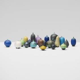 Rose & Erni Cabat, Collection Of Twenty-one Feelies