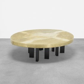 Georges Mathias, Coffee Table