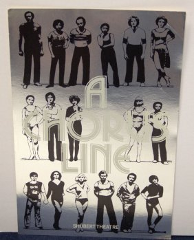First Edition Broadway Play Poster