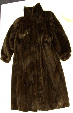 Mink Full Length Coat