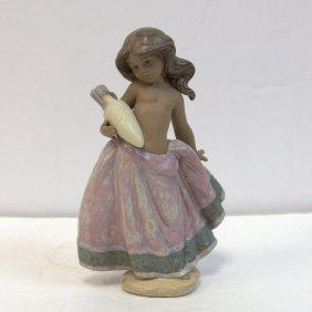 "Lladro Figure ""little Pheasant"" No 2332"