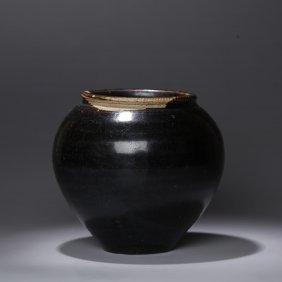 Chinese Song Cizhou Ware Jar