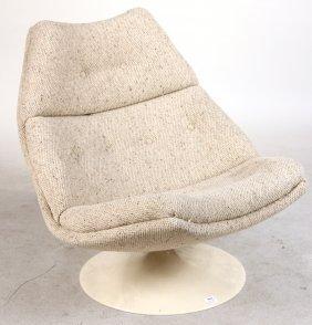 Geoffrey Harcourt, Artifort Swivel Lounge Chair