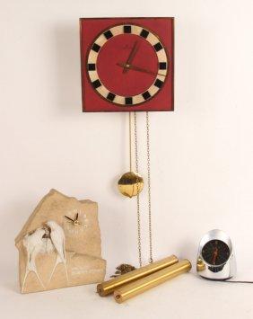 Art Deco Junghans Meister Wall Clock