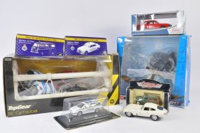 Mixed Toy Group To Include Various Diecast From Various