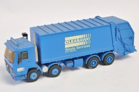 Hand Built 1/48 Smith Auto Models Cleanaway Refuse
