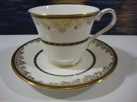 Royal Doulton Winchester Tea Cup And Sauser Set