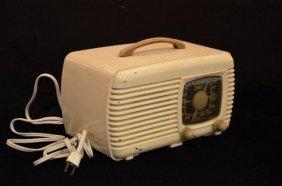 "Portable Radio ""zenith"""