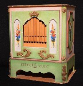 "Beautiful Reuge Music ""monkey Organ"""