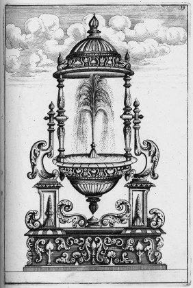 B�ckler, Georg Andreas: Architectura Curiosa Nova