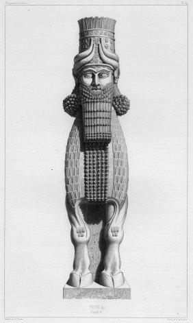 Botta, Paul-�mile: Monument De Ninive