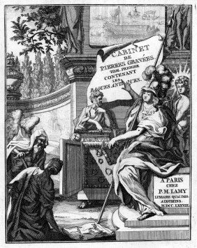 Cabinet De Pierres Antiques Grav�es: Paris 1778