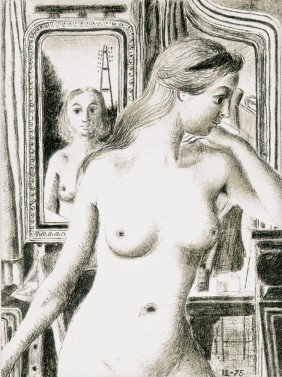 Jacob, Mira: Paul Delvaux. Das Graphische Werk