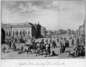 Berlin: Opernhaus/Gensd'armes Platz