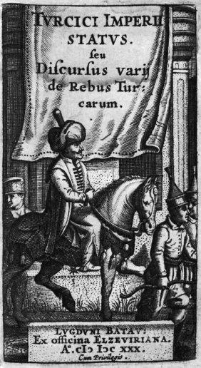 Montalbani, Giovanni Battista: Turcici Imperii Sta