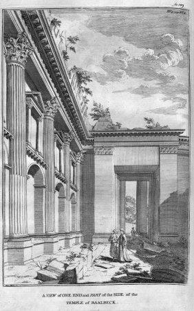 Pococke, Richard: Description Of The East, 1743-17