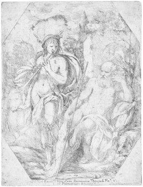 Diamantini, Giuseppe: Merkur Und Argus