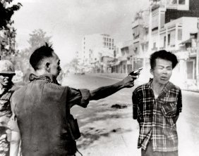 a review of the execution of a viet cong guerilla 1968 by eddie adams The official united states marine corps public web site.