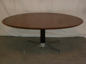 Rosewood Mid-century Modern Adj. Table Denmark