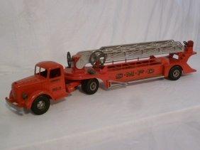 Smith Miller Fire Engine No. 3 Aerial Ladder Truck