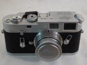 Leica M4 Rangefinder Camera #564 - Minolta Nikon