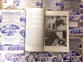 Collection Of 1940's Aeronautics Magazine (38)