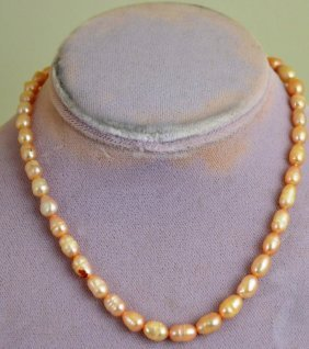 Natural Cultured Pearls