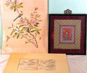 Three Paintings