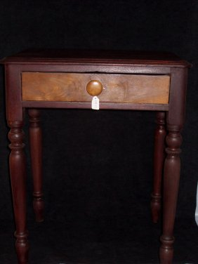 Cherry Sheraton Country Table