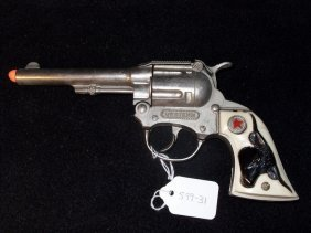 1950'S HUBLEY ''WESTERN'' COWBOY CAP GUN