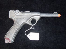 OLD VINTAGE FIGURAL TOY GUN