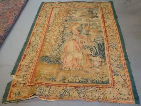 Flemish Style Tapestry