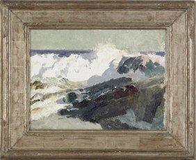 McClelland Barclay (American, 1891-1943), Oil O