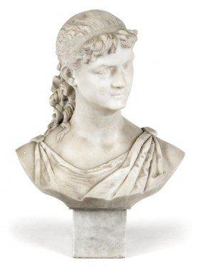 Albert E. Harnisch (American, B. 1843), Carved