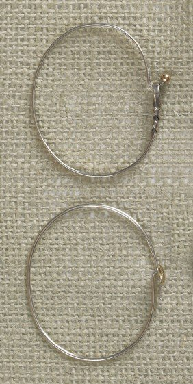 Tiffany & Co. 18K Gold And Sterling Bracelet, Tog