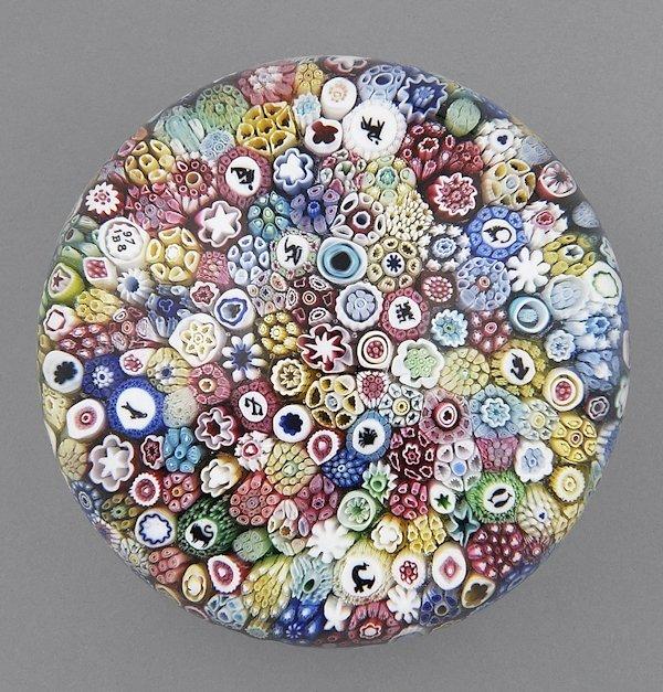 FAKE Murano MILLEFIORI Paperweights MADE in CHINA FAKE! | eBay
