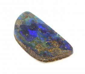 4.62ct Natural Loose Boulder Opal Loose Gemstone
