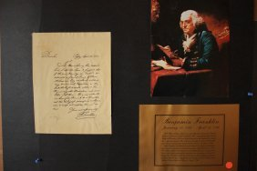Benjamin Franklin Historical Document